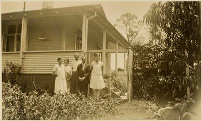 Print, Photographic, Mr. E. Gamman, Edgecumbe Road, Tauranga