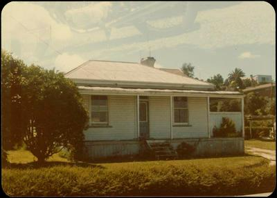 Print, Photographic, Piercy House, Harvey Street, Tauranga