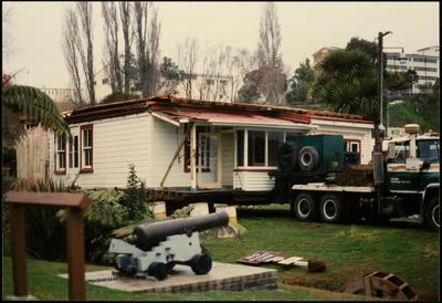 Print, Photographic, Faulkner House, Tauranga Historic Village