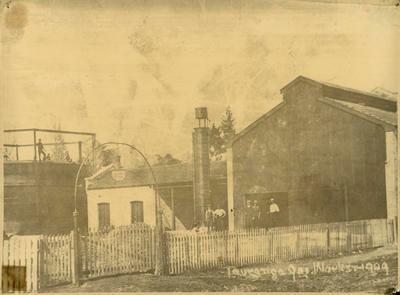 Print, Photographic, Tauranga Gas Works