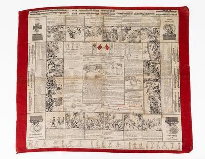 Handkerchief, Military