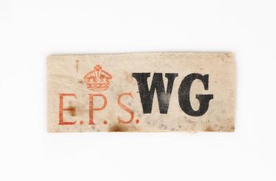 Armband, WW2
