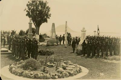 Print, Photographic, Mission Cemetery, Tauranga