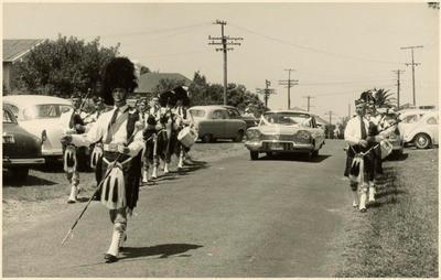 Print, Photographic, Highland Pipe Band, Wedding, Tauranga