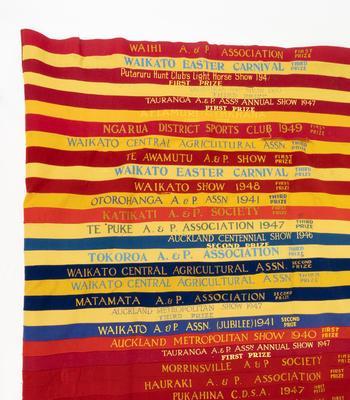 Banner, A&P Association