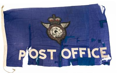 Flag, Post Office