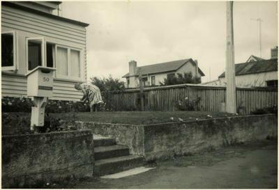 Print, Photographic, Mrs May Turner, Tauranga