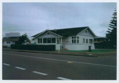 Tauranga Buildings, Harpham Photographic Collection