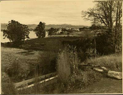 Print, Photographic, Jordan Field (Memorial Park), Tauranga