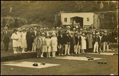 Print, Photographic, Tauranga South Bowling Green, Tauranga