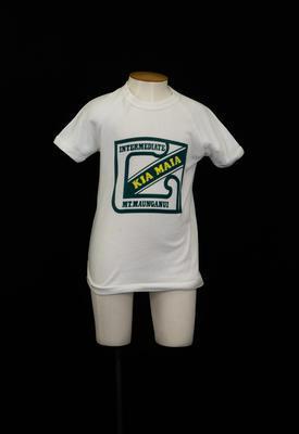 T-Shirt, Mount Maunganui Intermediate