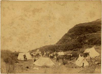 Print, Photographic, Camping