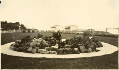 Print, Photographic, The Strand Garden, Tauranga