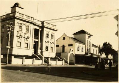 Print, Photographic, Town Hall, Tauranga