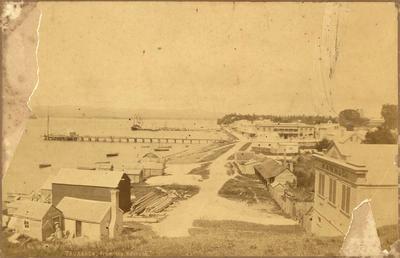 Print, Photographic, Tauranga, Monmouth Redoubt