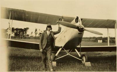 Print, Photographic, Tiger Moth, Brian Davies