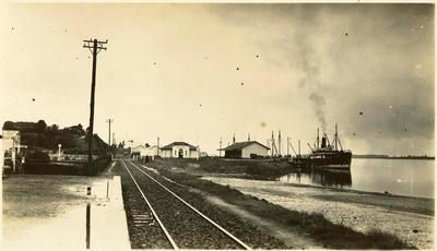 Print, Photographic, Railway, Tauranga