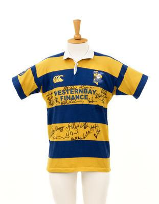 Bay of Plenty Steamers Rugby Jersey