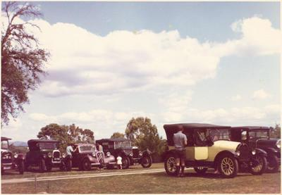Print, Photographic, Car Rally