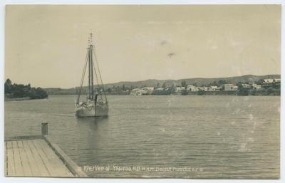 Postcard, Wairoa
