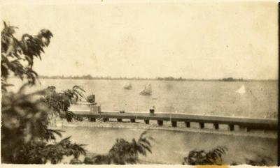 Print, Photographic, Fisherman's Wharf, Tauranga