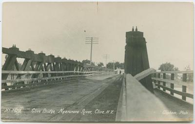 Postcard, Clive Bridge