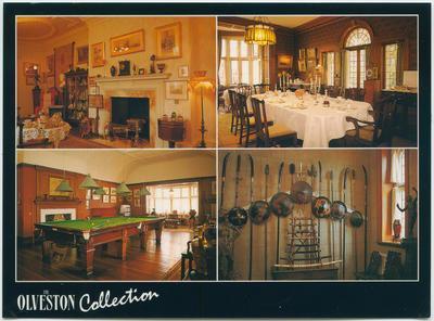 Postcard, Olveston