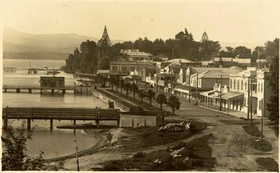 Print, Photographic, The Strand, Tauranga