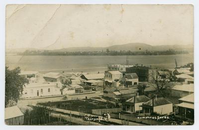 Postcard, Tauranga
