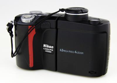 Camera, Nikon Coolpix 4500