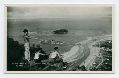 Postcard,Tauranga