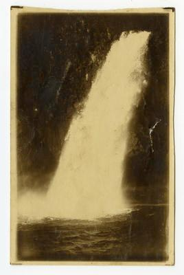 Postcard, Omanawa Falls, Tauranga
