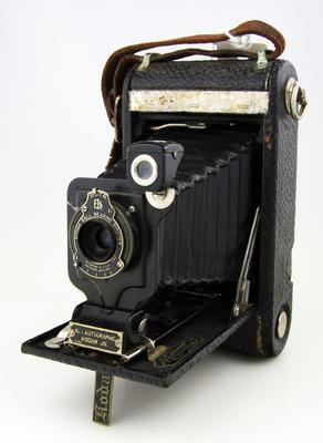 Camera, No 1 Autographic Kodak Junior
