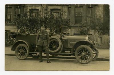 Postcard, WW1
