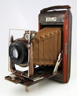 Camera, No 12 Watch Pocket Carbine (Tropical Model)