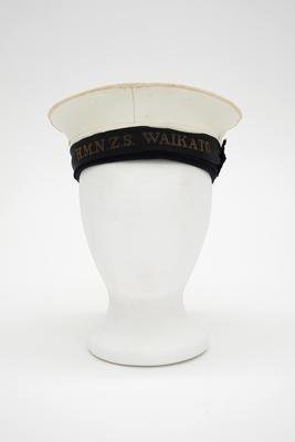 Naval Sailor Pork Pie Cap