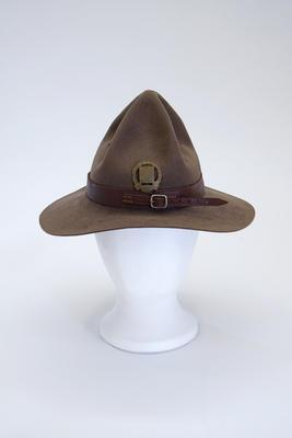 Hat, Legion of Frontiersmen