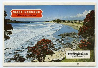 Letter-folder, Mount Maunganui, Tauranga