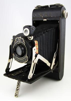 Camera, No.1A Pocket Kodak Junior