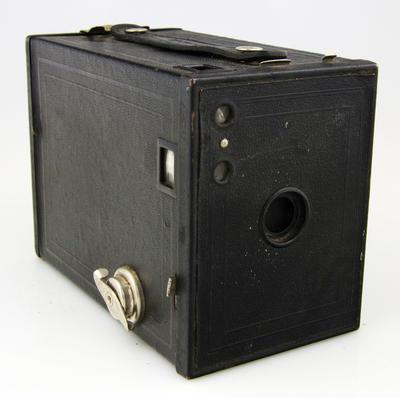 Camera, No.2 Brownie Model F