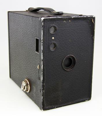 Camera, No 2A Brownie Model C
