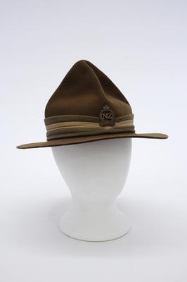 Hat, Felt, Peaked Crown, Type 4