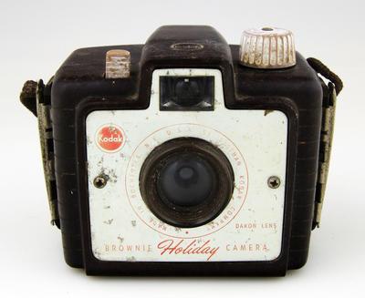 Camera, Brownie Holiday