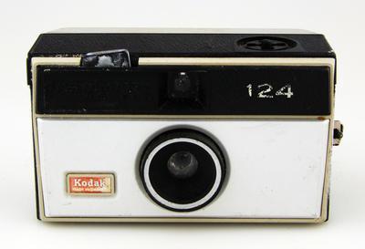 Camera, Kodak Instamatic 124