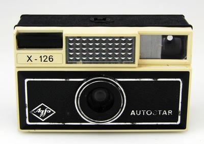 Camera, Agfa Autostar X-126