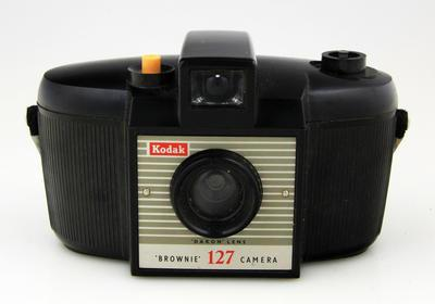 Camera, Kodak Brownie 127