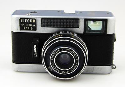 Camera, Ilford Sportina-Auto Rapid