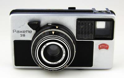Camera, Braun Paxette 28