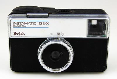 Camera, Kodak Instamatic 133-X