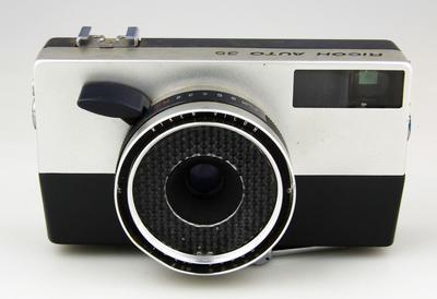 Camera, Ricoh Auto 35